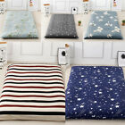 Machine Washable Mattress Cover Bedspread Coverlet for Tatami Floor Mat image
