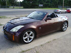 2006+Nissan+350Z+Convertible+Salvage+Rebuildable+Repairable