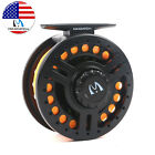 5/6wt 7/8wt Fly Fishing Reel Pre-loaded with Fly Line, Backing, Leader