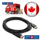 10ft 15ft 25ft 30ft 50ft High Speed HDMI Cable 1.4 Cable Audio/Video Gold-Plated <br/> Fast and free shipping from CANADA !!!