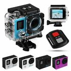 SJ9000 4K Ultra HD 1080P Wifi Sports Action Camera DVR DV Waterproof Helmet Cam
