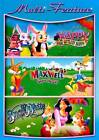 Easter Triple Feature: Happy The Littlest Bunny/ Maxwell Saves The Day/Snow Whit