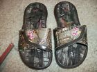 UNDER ARMOUR New NWT Girls Youth Toddler Slide Sandals Flip