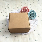 8*8*4cm Kraft Paper Box Wedding Favor Candy Gift Party Suppl