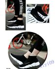 Fashion Men's Athletic Youth Speed Trainer Casual Shoes Breathable Plats