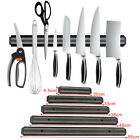 Strong Magnetic Wall Mounted Kitchen Knife Magnet Holder Display Rack Strip