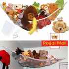 2x Extra Large Soft Toy Hammock Mesh Net Teddy Bear Keep Baby Child Bedroom Tidy