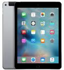 64GB iPad Air 2 (6th Gen) Cellular LTE + Wifi Black Silver Gold Space Gray