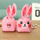 50pcs Rabbit Ears Gift Bag Cute Easter Bunny Wedding Dessert