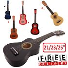 Mini Acoustic Guitar Small Travel Kid Children Beginners Jun
