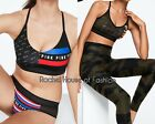 Victoria's Secret PINK ULTIMATE LIGHTLY LINED SPORTS BRA Or PANTY S-L NWT