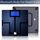 Smart Bluetooth Body Fat Digital Scale Bones BMI Digital Electronic Fitness