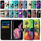 """For Samsung Galaxy Note 9 N960 6.4"""" Ultra Slim Wallet Pouch Phone Case Cover"""