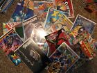 10 Comic Book Lot Grab Bag - 1970s-Current Marvel DC Indie- variants, keys, #1's