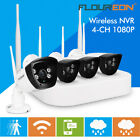 8CH /4CH 1080P HD Wireless/Wired DVR Kit...
