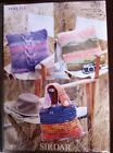 Cushion Covers & Bag Sirdar Indie - Knitting Pattern No 9707