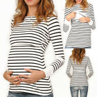 Внешний вид - Fashion Women Maternity Clothes Breastfeeding Tops Nursing T-shirt Blouse Tank