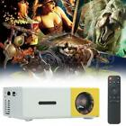 YG - 300 LCD Projector 400 - 600LM 320 x 240 Pixels Home MediaST