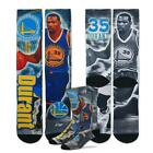 Golden State Warriors NBA Drive Crew Socks Size Medium 5-10 - Kevin Durant #35