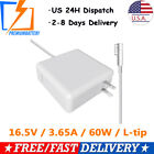 "60W For Apple MacBook Pro 13"" AC Power Adapter Charger A1344 A1184 A1278 A1330"