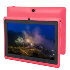 "7"" Inch Android Tablet 4/8GB Quad Core 4.4 Dual Camera Bluetooth WIFI Tablet US"