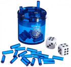 Bestsaller ABS Family Super Six Travel Game, Small, 5 X 5 cm, Blue