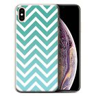 STUFF4 Gel/ TPU Phone Case for Apple iPhone XS Max / Ombre Fashion