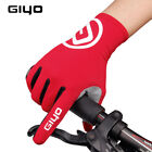 GIYO Touch Screen Long Full Fingers Gel Sports Cycling Gloves Bicycle Gloves