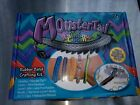 MONSTER TAIL by RAINBOW LOOM Rubber Band Crafting Kit TRAVEL LOOM Age 7+ ~ New