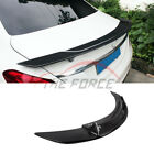 Refit RT Trunk Spoiler Fit Mercedes-Benz C-Class W204 2Dr Carbon Fiber 07-14