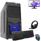 Ultra Fast Amd Quad Core Radeon Bundle 8gb Ddr4 1tb Gaming Pc Computer Venom