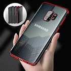 Luxury Slim Shockproof Silicone Clear Case Cover for Samsung Galaxy A6 J6 A8