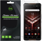 [6-Pack] Dmax Armor HD Clear Screen Protector shield for Asus ROG Phone