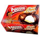 Beso de Negra/Chocolate Flavored Covered Sweet Cookies w/ Marshmallow -Box of 14