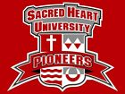 NCAA Sacred Heart Pioneers Banner Hand Flag - 3X5 FT