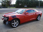 2010+Chevrolet+Camaro+ONLY+36k+Miles%21+Salvage+Rebuildable+Repairable