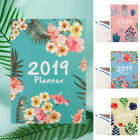 Внешний вид - 2019 Flower A4 Agenda Schedule Notebook Weekly Daily Planner Diary School Office