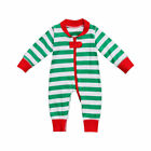US Newborn Baby Girls Boy Rompers Jumpsuit Bodysuit XMAS Pajamas Outfits Costume