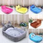 Cartoon Pet Dog/Cat Bed Mat Durable Kennel Doggy Puppy Cushion Basket Stack Pad+