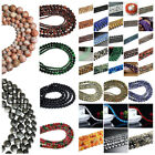 Imitation Natural Gemstone Round Spacer Beads 4mm 6mm 8mm10mm DIY Jewelry making