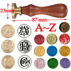Внешний вид - Personalized Sealing Wax Seal Stamp Alphabet Letter Wedding Invitation Envelope