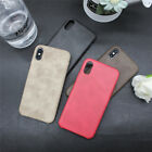 Ultra-thin Luxury PU Leather Case Cover For iPhoneXS MAX XR X/XS 7/8 Plus