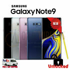 New Samsung Galaxy Note 9 (sm-n960u1, Factory Unlocked) Gsm + Cdma - All Colors