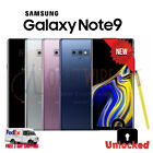 NEW Samsung Galaxy NOTE 9 128/512GB SM-N960U1 Factory Unlocked All Colors