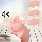 NEW Pet Puppy Chew Squeaker Squeaky Rubber Sound Pig Funny Dog Toys Supplies