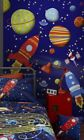 Outer Space Duvet Set,Fleece Blanket,C/Cover or Wall Art Catherine Lansfield