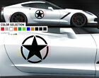 Sticker star Decal kit for Chevrolet CORVETTE V6 RS 3.6L 6.2l V8 10 11 12 13 14