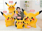 Giant Pokemon Go Pikachu Plush Soft Toy Teddy Figure Kid Xmas Gift Child Present