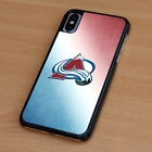 COLORADO AVALANCHE iPhone 6/6S 7 8 Plus X/XS Max XR Case Phone Cover $15.9 USD on eBay