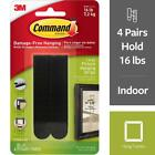 Command Picture & Frame Hanging Strips, Large, White, 6-Pairs, 4-Pack (24...